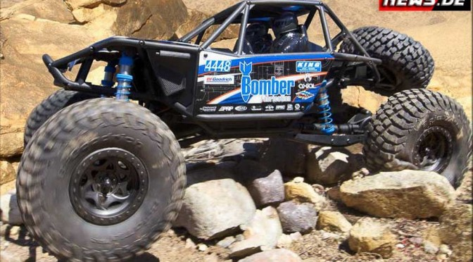 Hobbico – Axial RR10  Bomber 4WD Race Truck