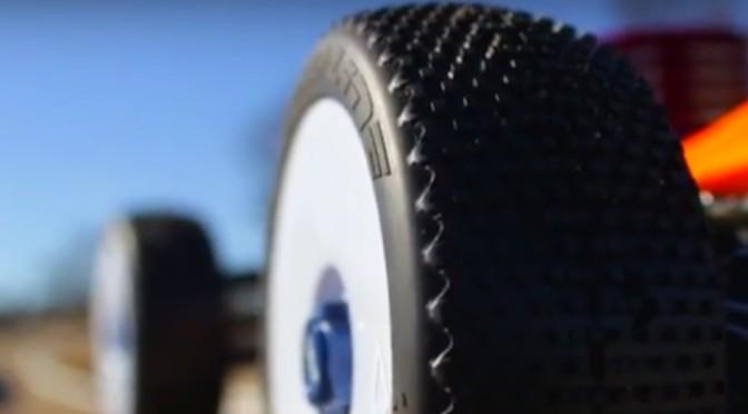 Actionvideo zum SwitchBlade Reifen von Pro-Line Racing