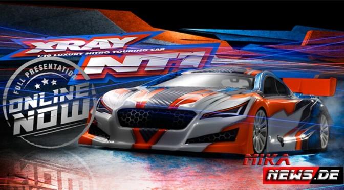 Neue Infos vom Xray NT1'16 online