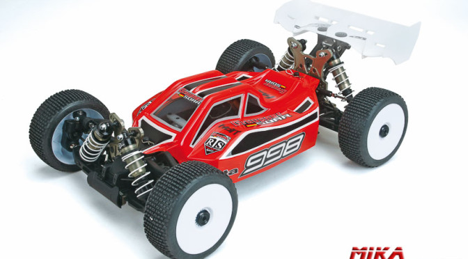 WP Graupner/Soar 998 Racing Buggy Elektro