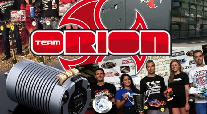 Team Orion und nVision exklusiv bei Horizon Hobby