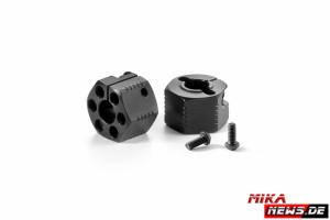 Xray_v_365359 Alu Offset Wheel Hubs 12mm