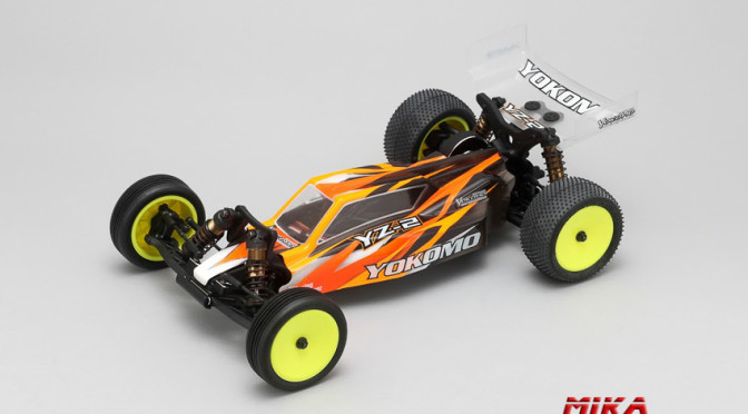 Yokomo YZ-2 Dirt Edition