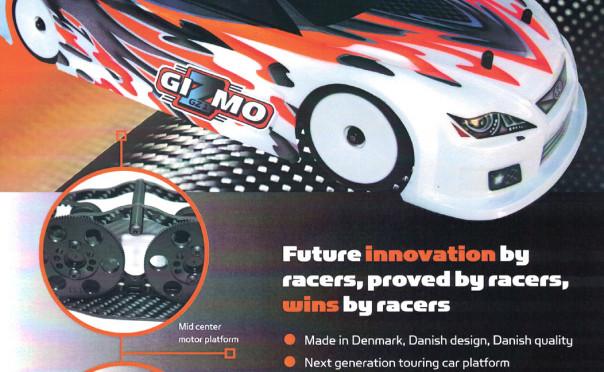 Gizmo GZ1: Der erste reine Shorty-LiPo-Tourenwagen in Serie