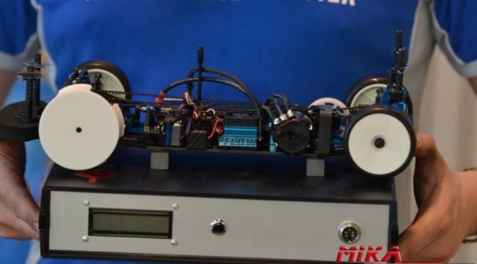 LRP rüstet Challenge-TKs mit Kontrolleinheit aus