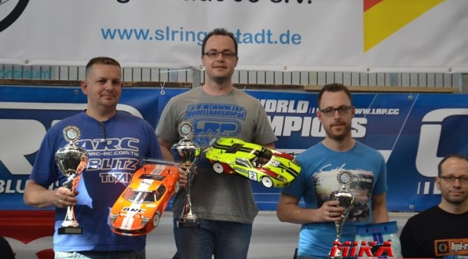 LRP-HPI-Challenge-Superlauf in Ingolstadt – die Details der Finale