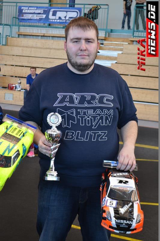 B-Finalsieger GT. Sebastian Rosenhahn