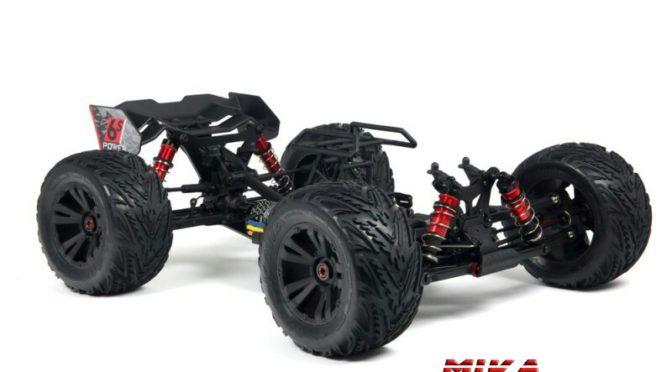ARRMA KRATON 6Sv2 4WD BLX Race Monster Truck 1/8