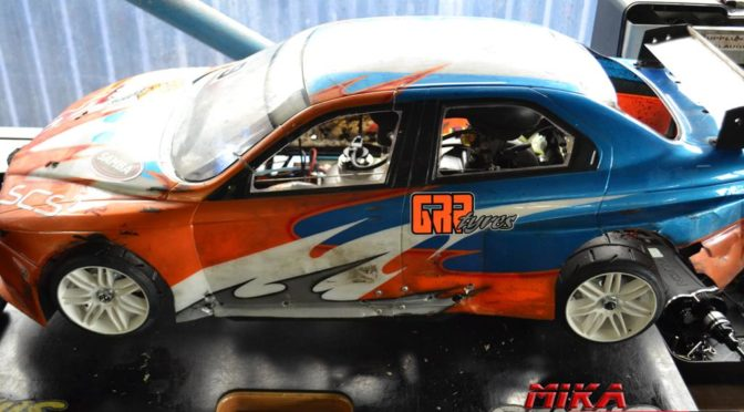 Chassisfokus Genius XR3R 2016 – Tom Haacke
