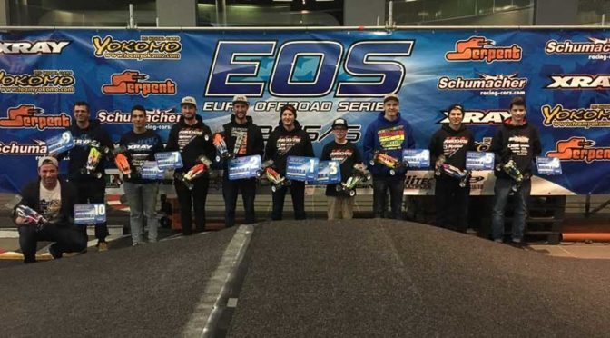 EOS zu Gast am Ring – Ryan Cavalieri siegt mit dem Asso RC10B6