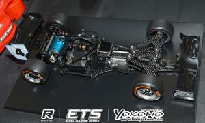 Andreas Myrberg - Yokomo YR-10F
