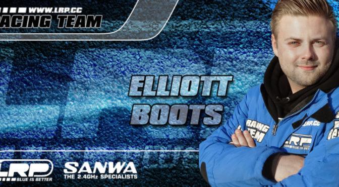 rotes Chassis, blaues Equipment – Elliott Boots setzt 2016 auf LRP und Kyosho