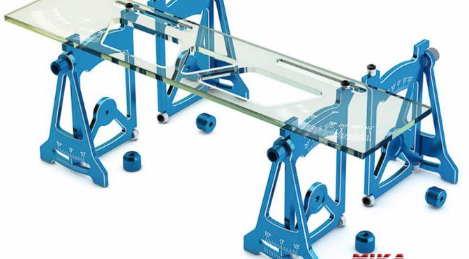 SkyRC Einstellehre (Setup Tool) 1/10 in blau