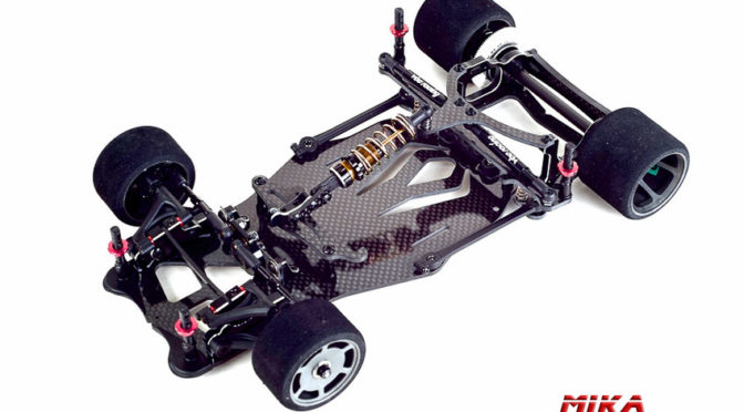 VBC Lightning12 1/12 Pan Car Kit Ver.2