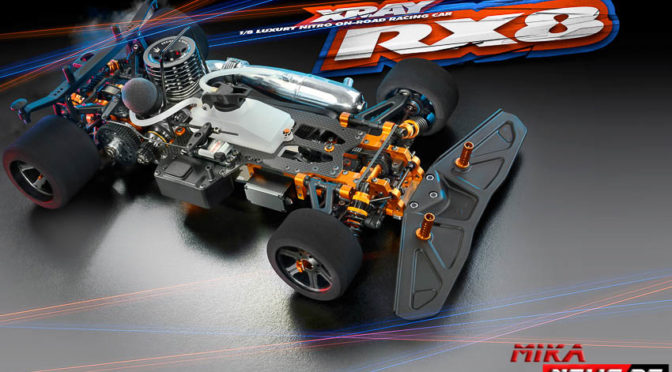Xray RX8`2016 – News online