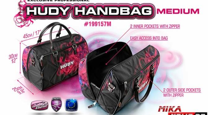 Hudynews – Praktische Tragetasche im Hudy-Design