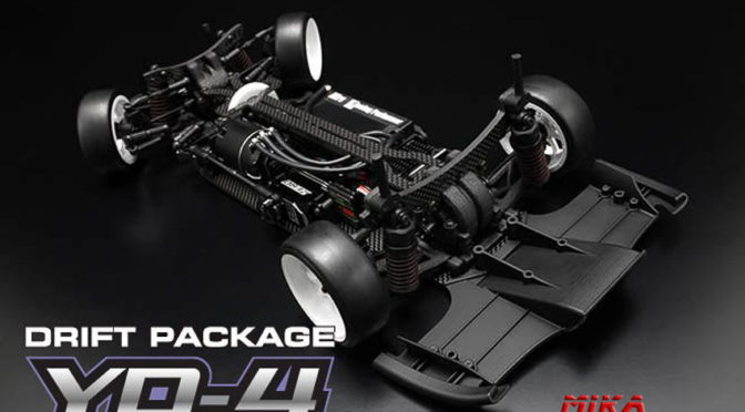 Yokomo DRIFT PACKAGE YD-4