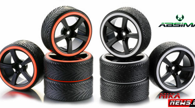 Absima Drift Reifen 1/10