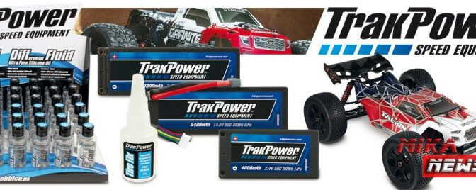 TrakPower Lipo-Akkus bei Hobbico
