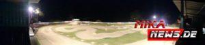 Strecke bei Nacht