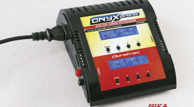 Onyx 255 Dual Charger -Ladegerät