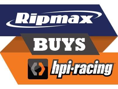 Paukenschlag! Ripmax kauft HPI-Racing