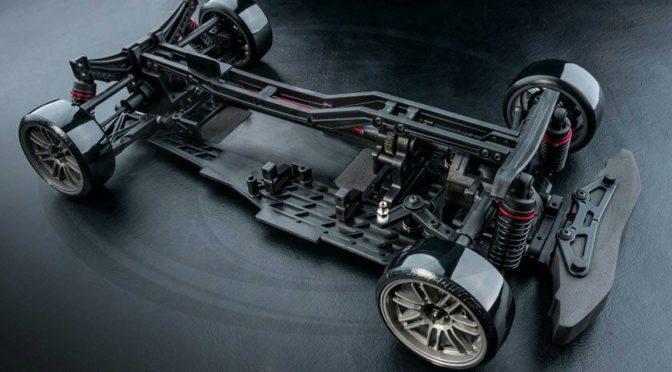 FXX-D S Version FRM 2WD Elektro Drift Car