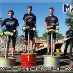 Micha Widmaier gewinnt in der Klasse OR8