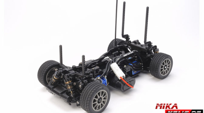 1:10 RC M-05 V.II R Chassis Kit