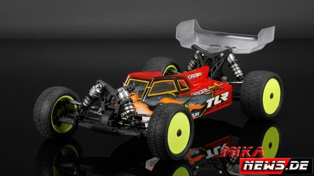 Team Losi Racing 22-4 2.0 1:10 4WD Buggy Race Kit