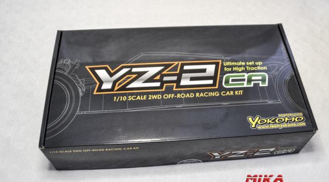 """Baubericht zum neuen Yokomo YZ-2  """"Carpet /AstroTurf Edition"""" – Teil 1"""