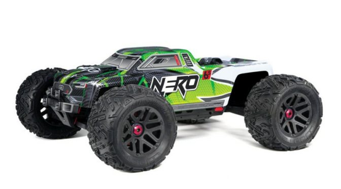 ARRMA NERO 6S 4WD BLX Monster Truck RTR