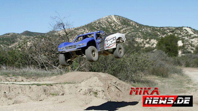 Baja Rey 1/10 4WD Trophy Truck RTR mit AVC-Technologie
