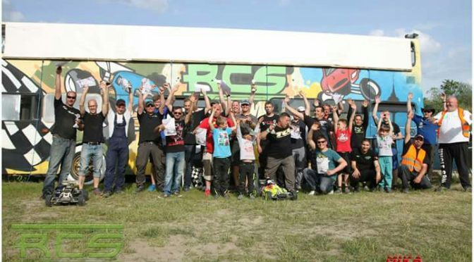 Losi Big Scale Masters beim RCS-Offroad Staaken