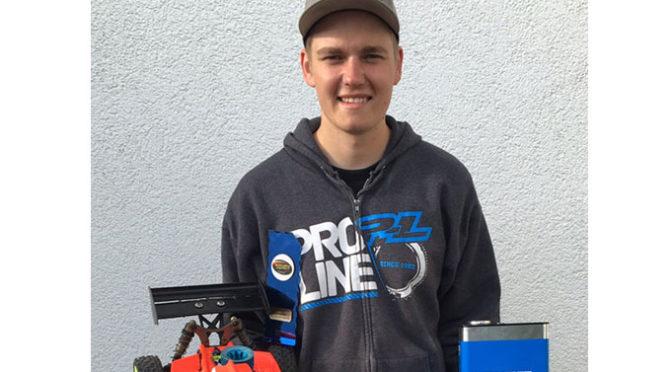 Jörn Neumann gewinnt in Langenfeld