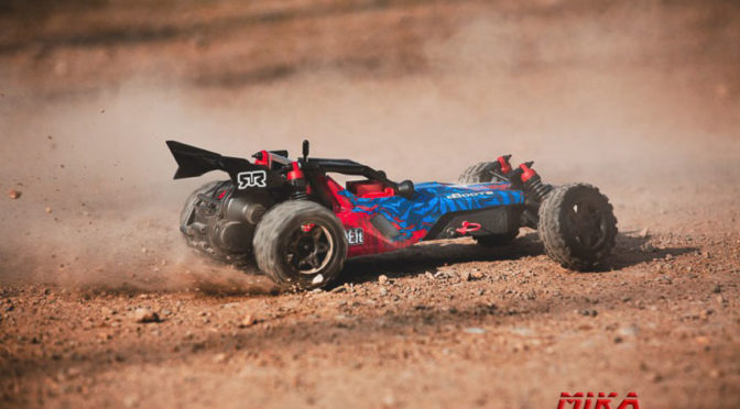 ARRMA RAIDER 2WD MEGA Brushed Du