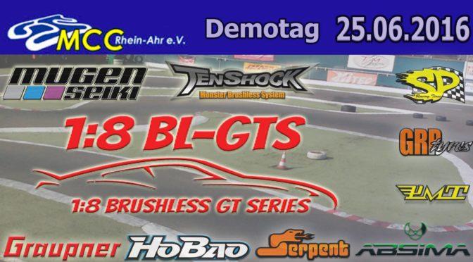 BL-GTS Demotag beim MCC Rhein-Ahr e.V.
