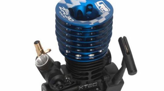 LRP Nitro Motor ZR.30 Spec.4 Pullstart