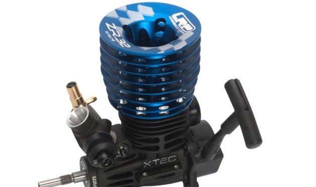 LRP Nitro Motor ZR.32 Spec.4 Pullstart