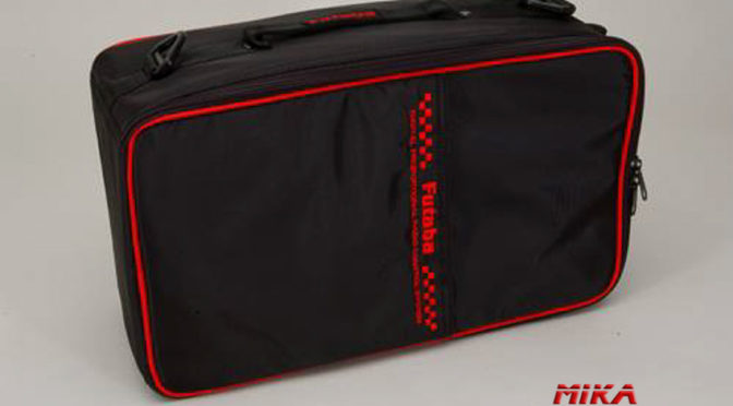 Ripmax – gepolsterte FUTABA-Sendertasche
