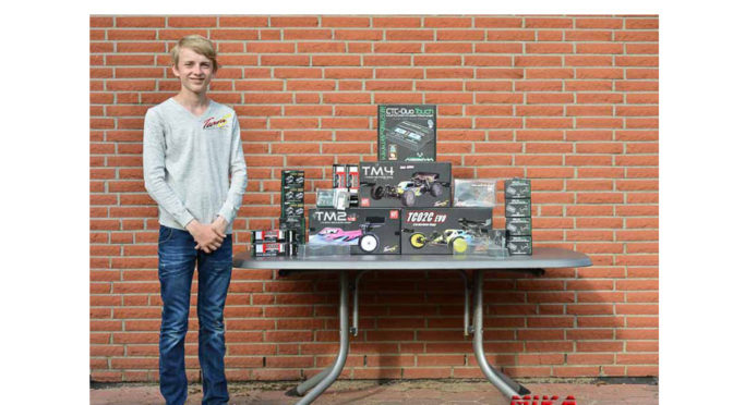 Sebastian Honscha im Team C Racing – Das Interview