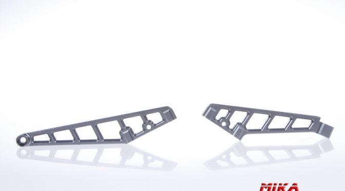Serpent SRX8 – Aluminium-Versteifungsstreben