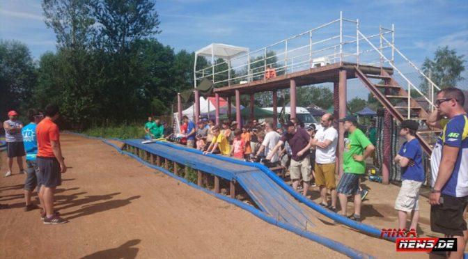 Start zum Oder-Pomerania-Cup 1/8 Offroad