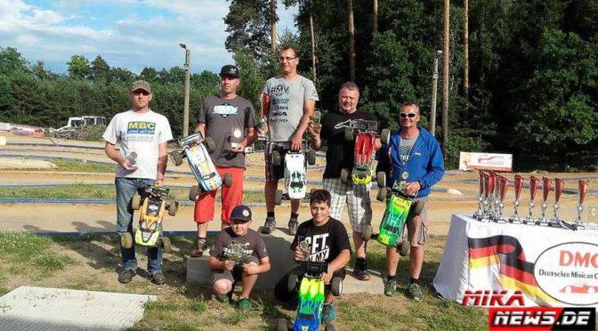 Deutsche Meisterschaft ORT / ORET beim RCO-Ottendorf-Okrilla – Die Sieger