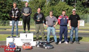 B-Finale Standard gewann Viktoria Stannek vor Luca Voiges ( bester Jugendlicher ) und Jan Otto.