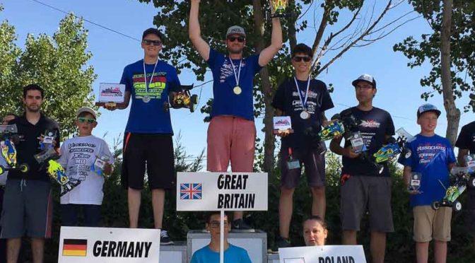 Neil CRAGG neuer Europameister 2WD 2016 in Valladolid/Spanien