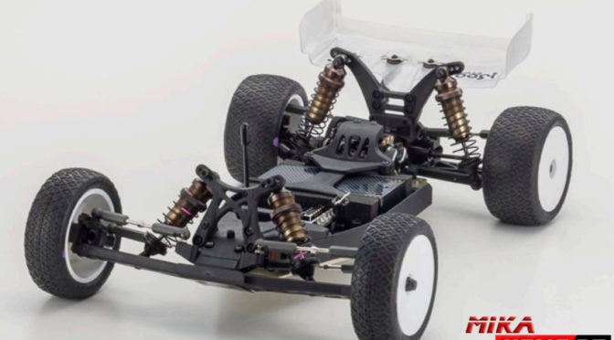 Kyosho Ultima 6.6 – Hot News
