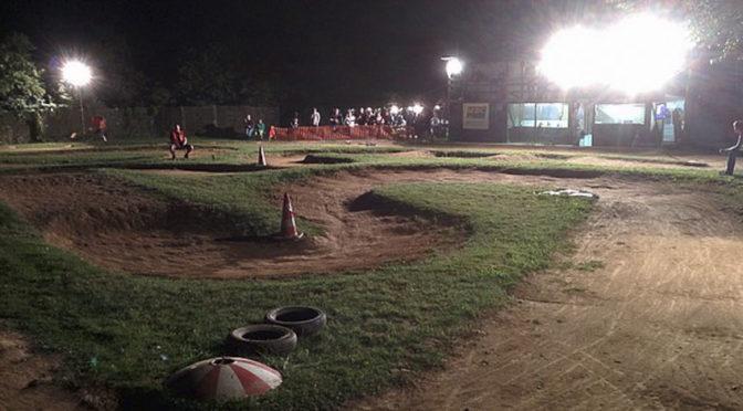 Nachtrennen beim MBC-Oberlausitz e.V. am 13.08.2016