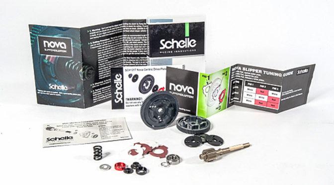 Schelle Racing – Xray XB2 Nova Slipperumbau