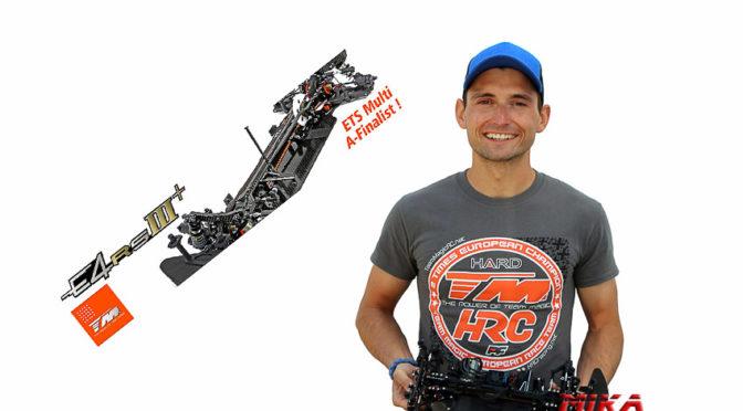 Steven Weiss wechselt zu Team Magic / HRC Racing !